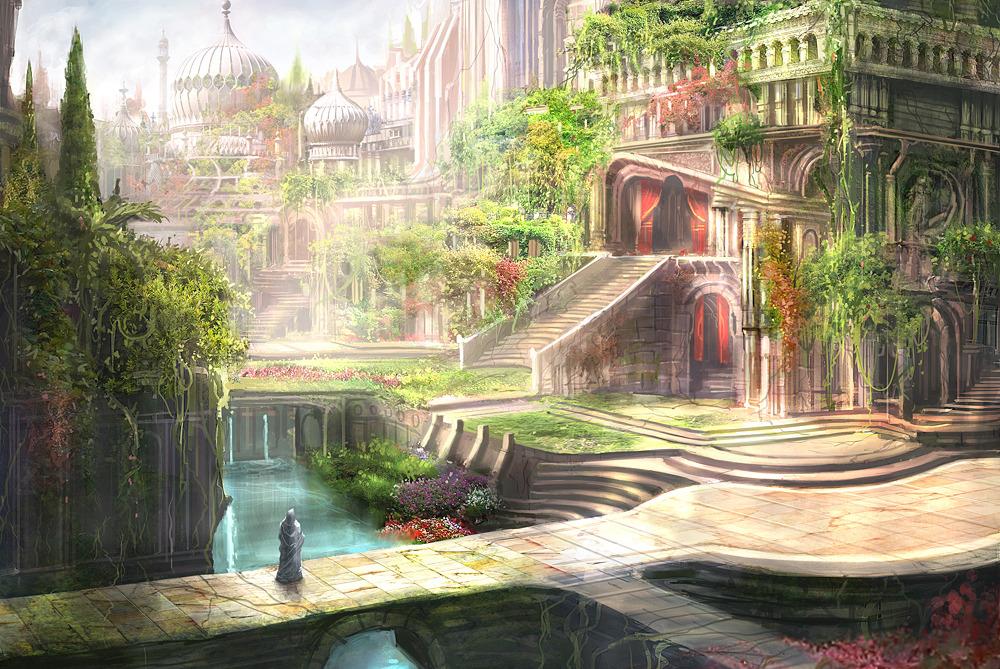 Hangende Tuinen Van Babylon Filip Gybels