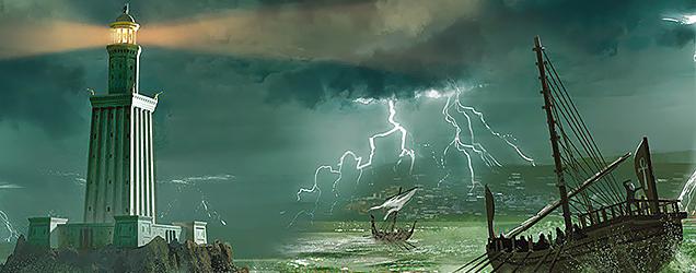 Pharos van Alexandrië