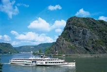 Loreley aan de Rijn